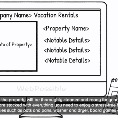 vacaation rental real estate explainer video, rental proprety explainer video, rental property real estate explainer video